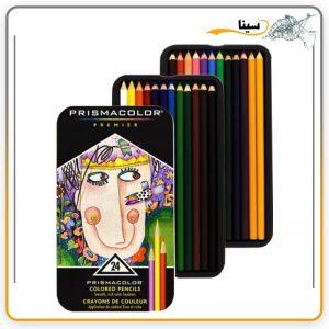 مداد رنگی پریسما کالر 24 رنگ
