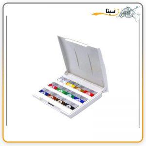 آبرنگ افرا 12 رنگ